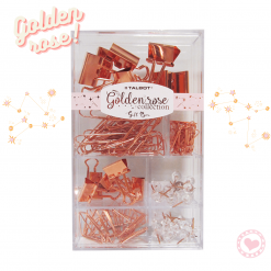 Talbot Golden Rose collection Gift Box MUMI Diseño Divertido